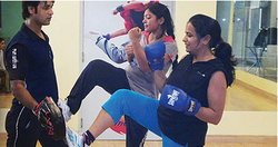 Kickboxing Service