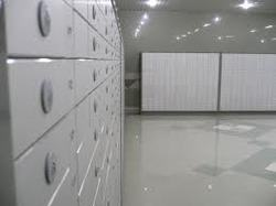 Safe Deposit Lockers Service