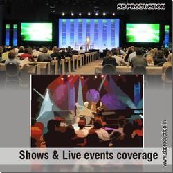 Shows & Live Events Coverage