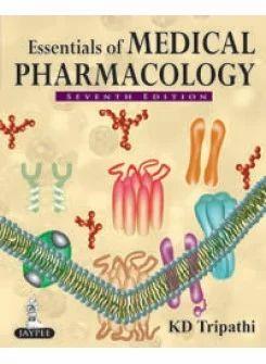 Tripathi Pharmacology Book