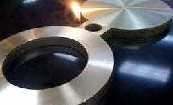 Spades and Ring Spacers Flange