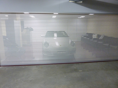 Perforated Roller Shutter Doors & Perforated Roller Shutter Doors - Bharat Rolling Shutters And ...