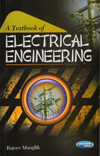 A Textbook Of Electrical Engineering Books