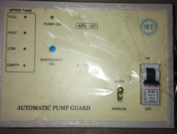 Water Level Controller Fully Automatic 30a