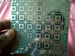 Etched Decorative Stainless Steel Sheets
