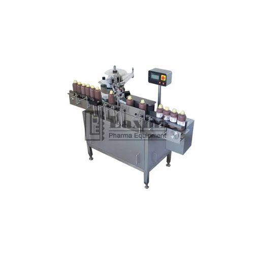 Automatic High Speed Bottle Sticker Labeling Machine