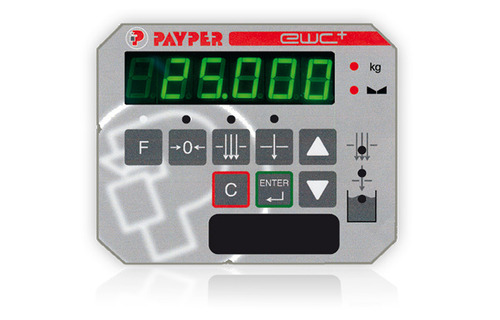 Ewc Digital Weight Controller - View Specifications