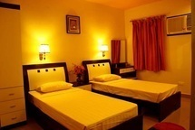 A/C Deluxe Rooms