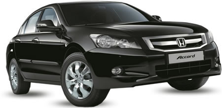 Honda Accord ( (Manual Transmission))