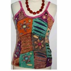 Fashion Tie Dye Tops
