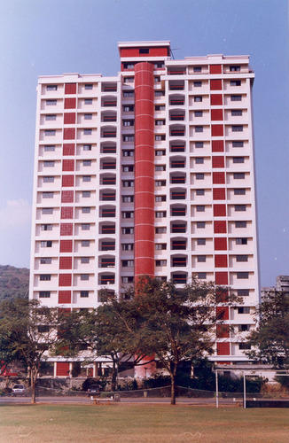 Residential Flats Building
