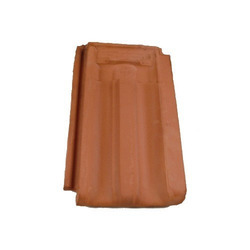 Clay Manglore Tile, Thickness: 12 mm