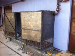 LPG Gas Bank Installation