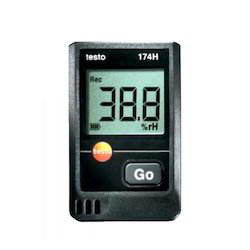 Mini Data Logger Temperature And Humidity