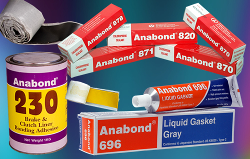 Butyl Rubber Adhesives