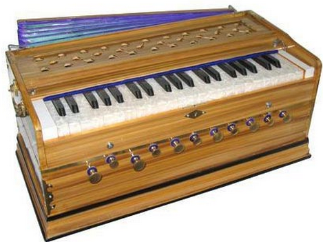 Musical Instruments - Wooden Harmonium Manufacturer from ...