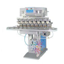 8 Color Pad Printing Machine