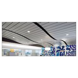 Linear Metal False Ceiling