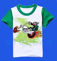 fancy kids t shirt