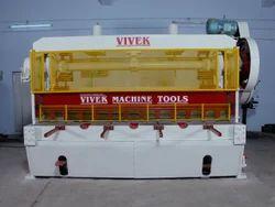 Mechanical Sheet Cutting Machine
