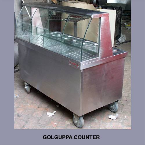 577701b99f7 Display Counter - Display Cold Counter Manufacturer from Surat