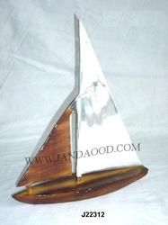 Aluminium Sailboat