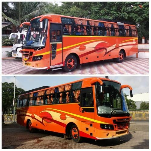 25a69487fb 45 Seater Non Ac Seater Bus 50 Seater Bus On Rent