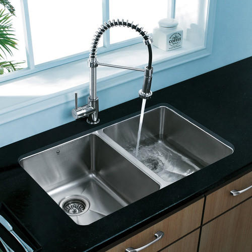 Surprising Modern Kitchen Sink Home Remodeling Inspirations Genioncuboardxyz