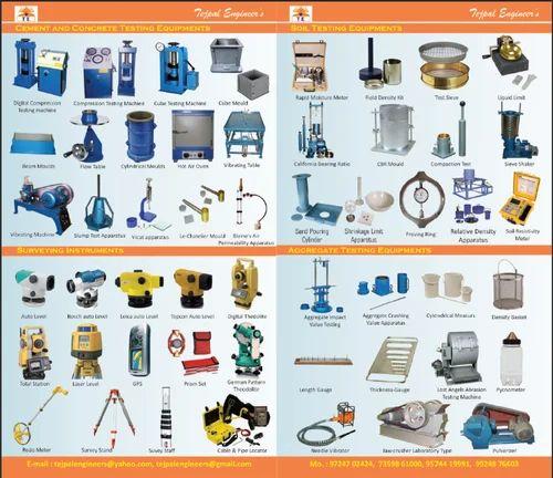 Civil Lab Equipment Civil Engineering Lab Equipment For