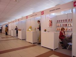 Exhibition Stall For Rent : Exhibition stall hire service in india