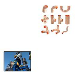 Copper Fittings for Gas Industry