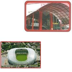 Polycarbonate Sheet For Stadium