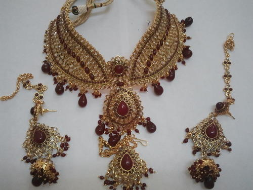 Dulhan Jewelry Sets Traditional Bridal Jewelry Set