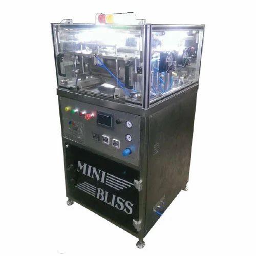 Lab Blister Packing Machine