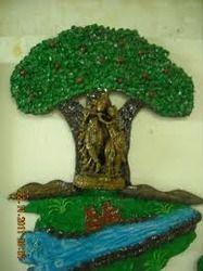 Decorative Mural In Kolkata West Bengal Decorative