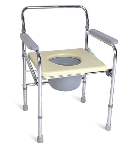 Commode Chair, Hospital And Medical Furniture | Kanji Surgical Pvt ...