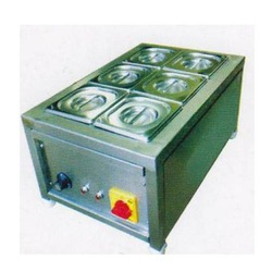 SS Hot Bain Marie Table Top