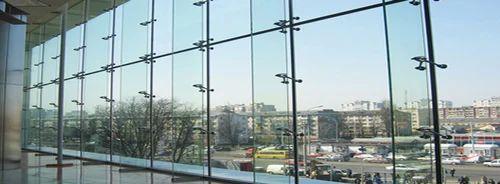 Spider Glass Fitting Work In New Delhi Shastri Nagar By