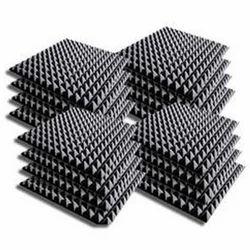 GREY Pyramid Foam Sheet, Size: Standard
