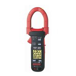 Single Phase TRMS Power Clamp Meter with Total Harmonics Measurement and PC Interface Model - 2736