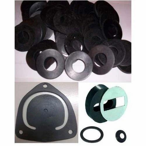 Rubber Flat Washer | Niraj Enterprise | Manufacturer in Sabarmati ...
