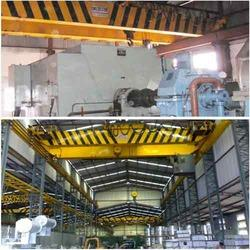 Processing & Duty Service Crane