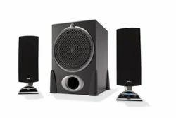 Black Computer Speaker