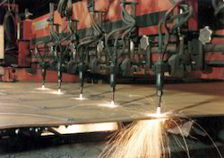CNC Gas Cutting Services