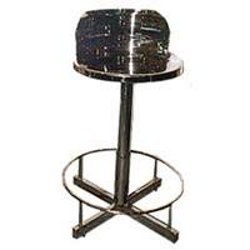 Round Stainless Steel Chair