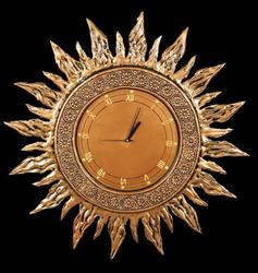 Om Clock Surya