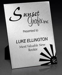 Steel Etched Certificates