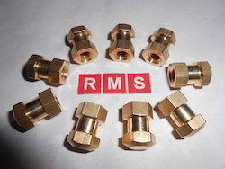 Brass Hex Inserts for Rotational Moulding