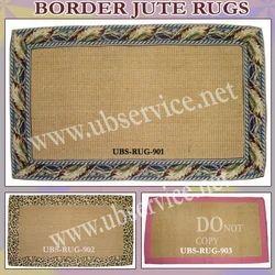 Border Jute Rugs