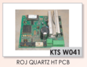 ROJ Quartz Ht PCB Weft Feeders